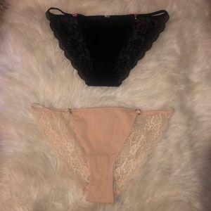 🆚 Pink VS panties